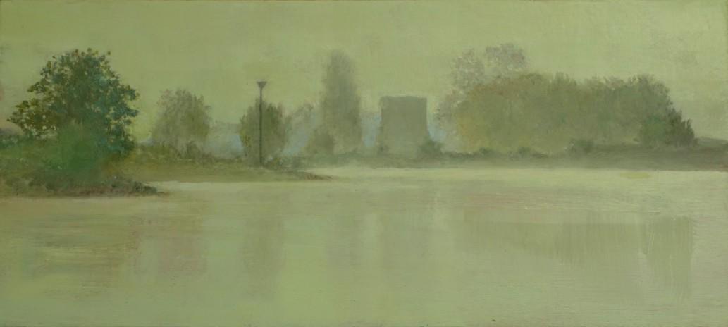 2014 mist ochtend met Nijenbeek, 2015