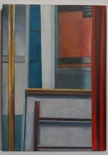Binnen 2013, 21 x 31 cm, aquarel/potlood