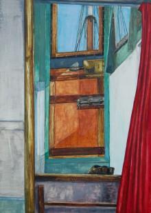 Mijn deur 2011, 21 x 31 cm
