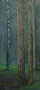 Rozendaalse Bos 2018 16 x 40 cm