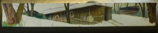 Stadsblokken, herfst 2017, 12 x 74 cm