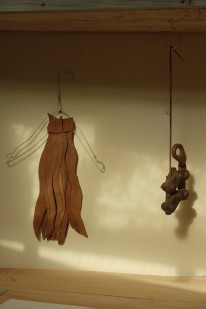 hanging sculptures